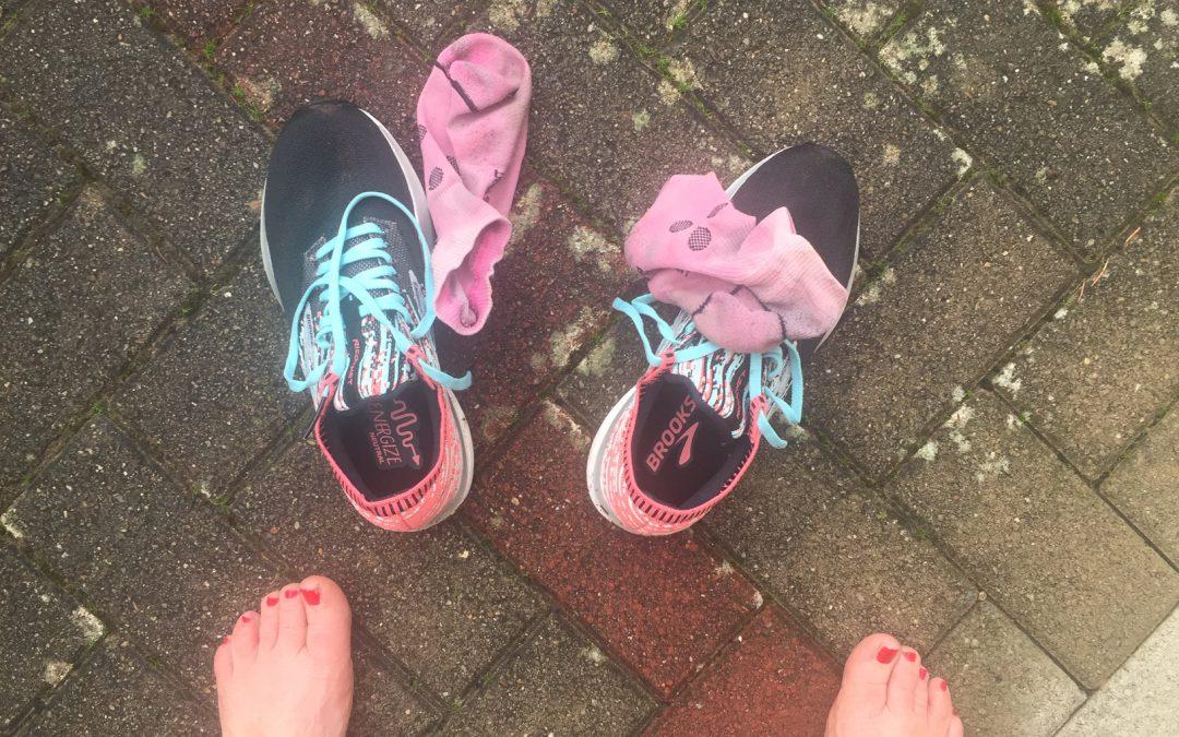 Die #zielschmiedeläuftmarathon